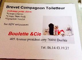 Boulette & Cie Duclair