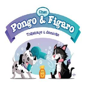 logo Chez Pongo et Figaro