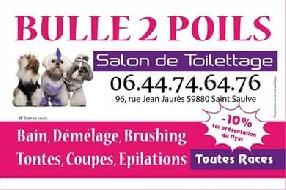 Bulle2poils Saint Saulve