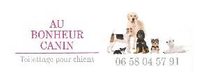 Au bonheur canin Montrond les Bains