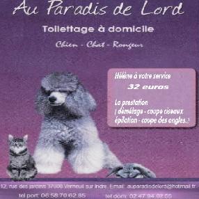 au paradis de lord Verneuil sur Indre