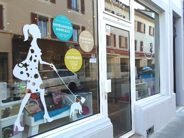 Nous vous accueillons avec plaisir dans notre espace Mia and Co. à Divonne-les-Bains.