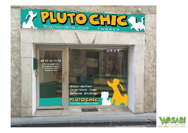 PLUTO chic Cuers